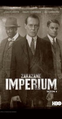 Zakazane imperium IV_plakat